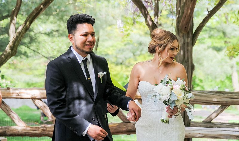 Central Park Wedding - Kristi & Ismael-13