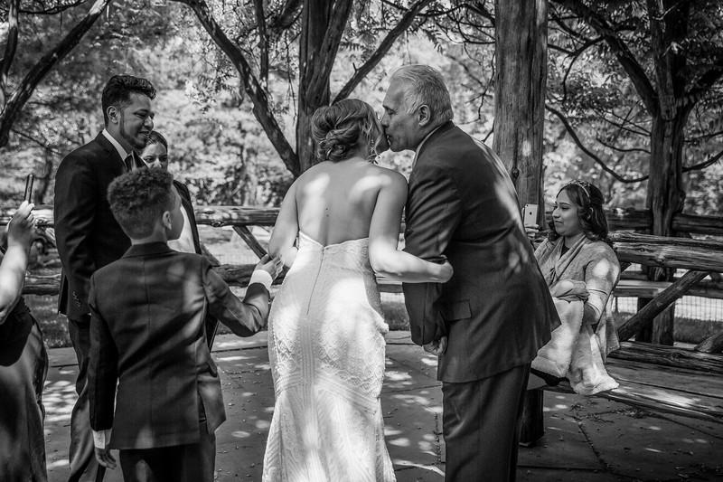 Central Park Wedding - Kristi & Ismael-12