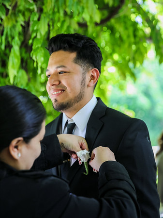 Central Park Wedding - Kristi & Ismael-1