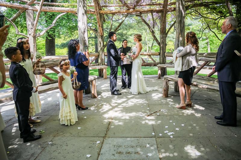 Central Park Wedding - Kristi & Ismael-14