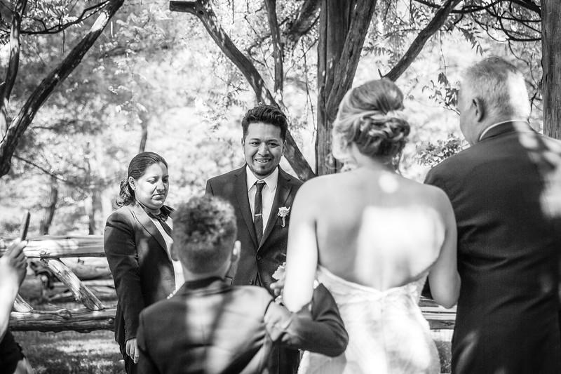 Central Park Wedding - Kristi & Ismael-11