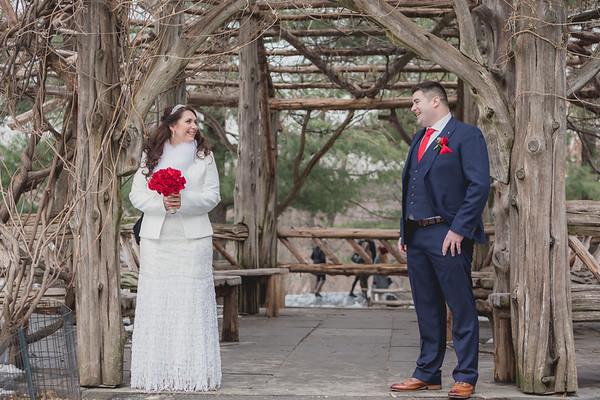 Central Park Wedding - Leah & Rory-138