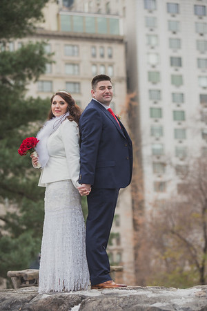 Central Park Wedding - Leah & Rory-155