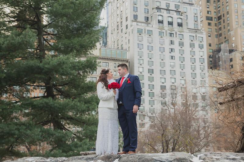 Central Park Wedding - Leah & Rory-153