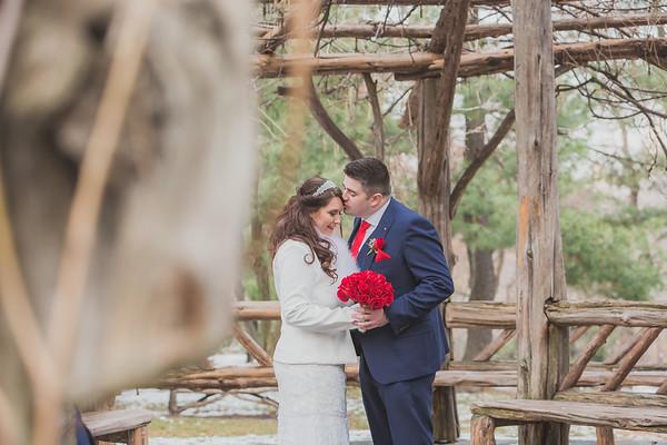Central Park Wedding - Leah & Rory-131