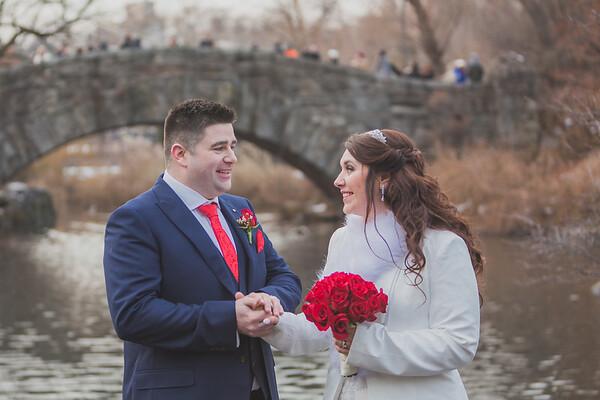 Central Park Wedding - Leah & Rory-192