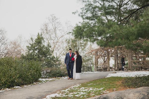 Central Park Wedding - Leah & Rory-161
