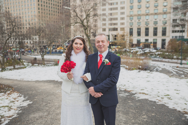 Central Park Wedding - Leah & Rory-32