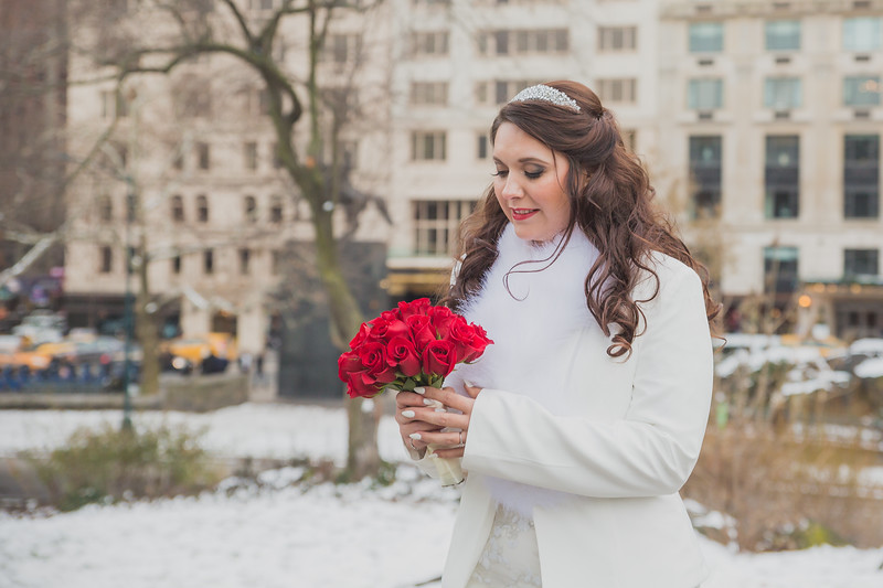 Central Park Wedding - Leah & Rory-27