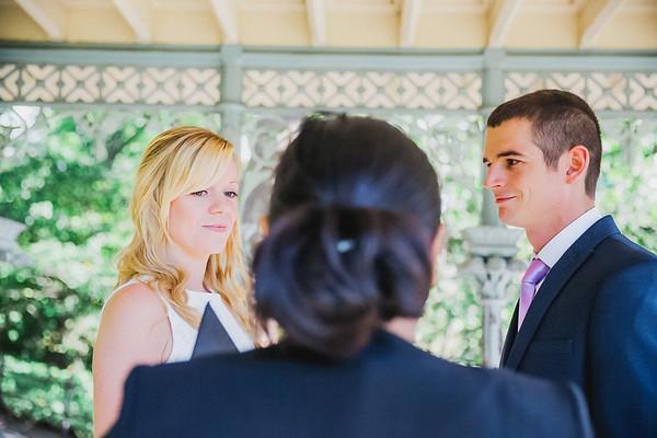Central Park Wedding - Lee & Rebecca-5