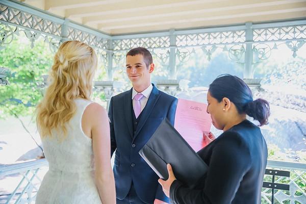 Central Park Wedding - Lee & Rebecca-12