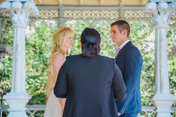 Central Park Wedding - Lee & Rebecca-9