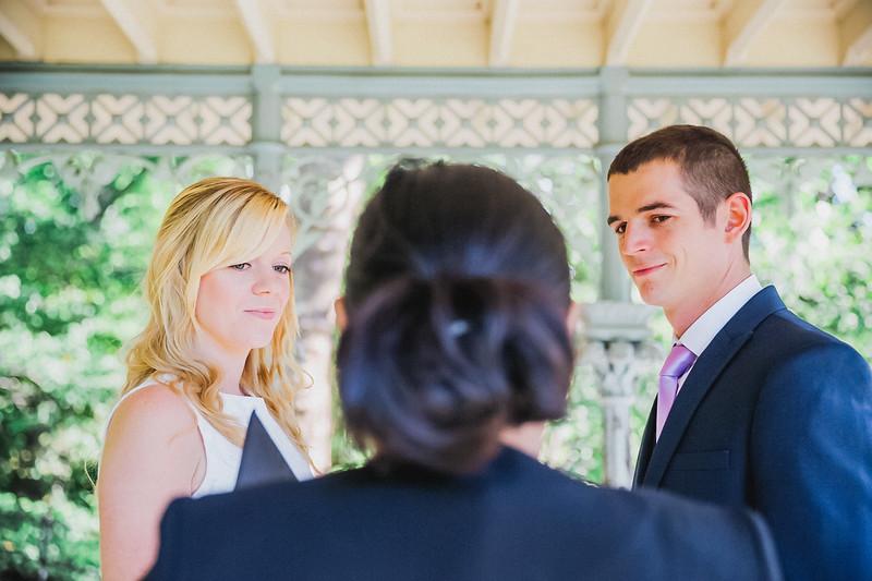 Central Park Wedding - Lee & Rebecca-6