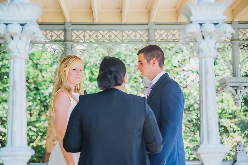 Central Park Wedding - Lee & Rebecca-8