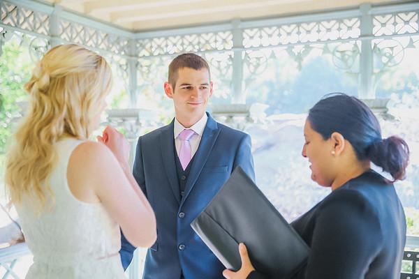 Central Park Wedding - Lee & Rebecca-13