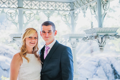 Central Park Wedding - Lee & Rebecca-1