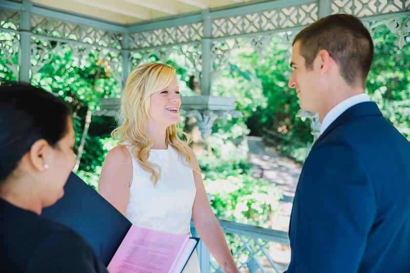 Central Park Wedding - Lee & Rebecca-14