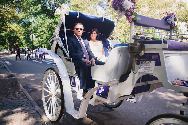 Central Park Wedding - Lisa & Daniel-1