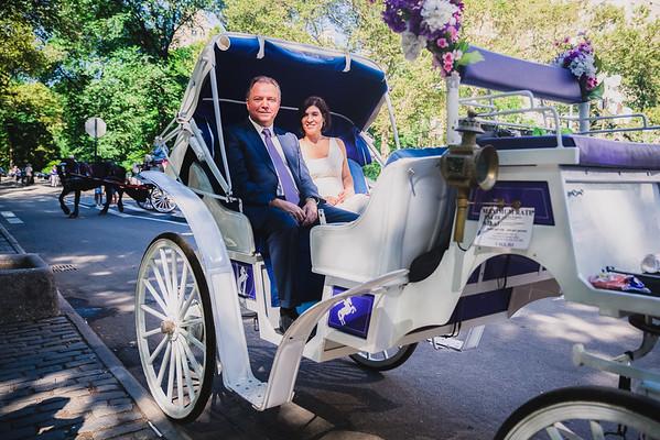 Central Park Wedding - Lisa & Daniel-2