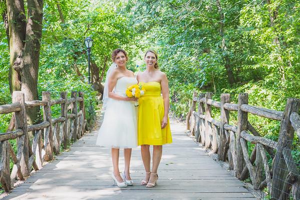 Central Park Wedding - Lisa & Keith-9