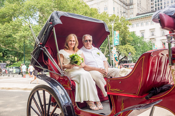 Central Park Wedding - Lori & Russell-5