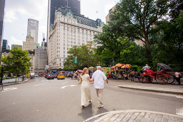 Central Park Wedding - Lori & Russell-3