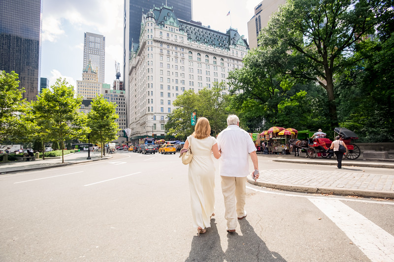Central Park Wedding - Lori & Russell-1