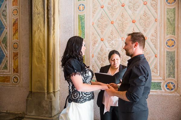 Central Park Wedding - Louise & Joshua-15