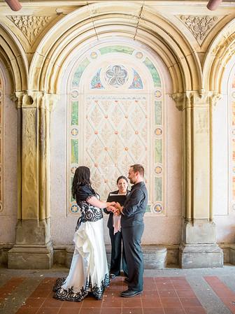 Central Park Wedding - Louise & Joshua-7
