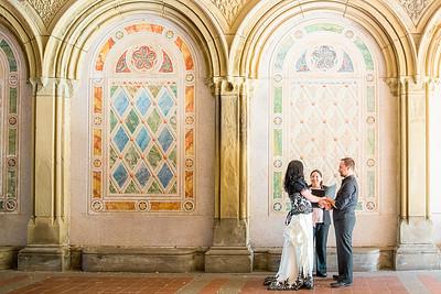 Central Park Wedding - Louise & Joshua-8