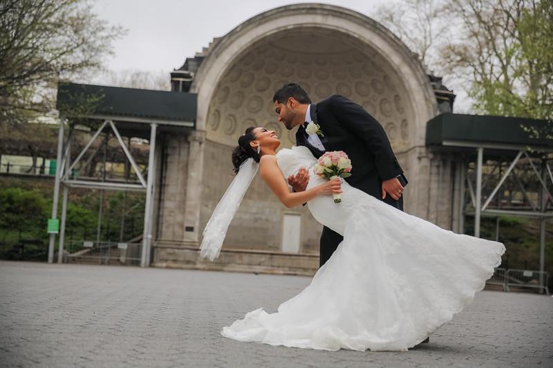 Central Park Wedding - Maha & Kalam-229