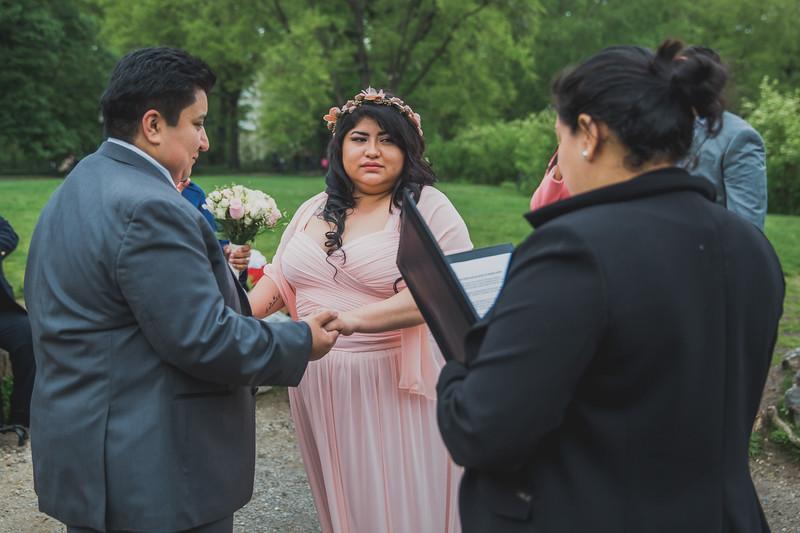 Central Park Wedding - Maria & Denisse-20
