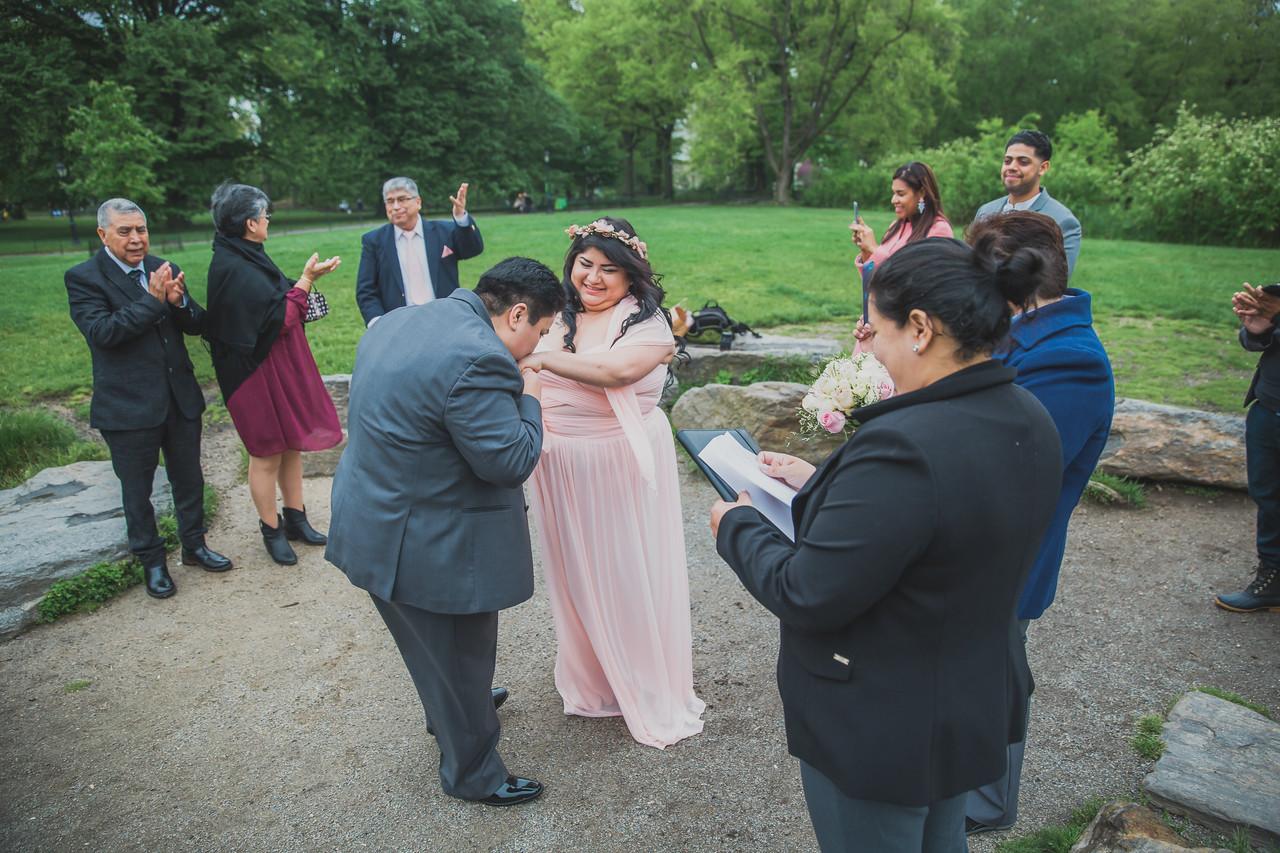 Central Park Wedding - Maria & Denisse-39