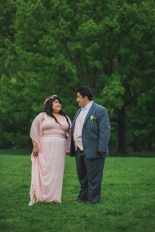 Central Park Wedding - Maria & Denisse-110