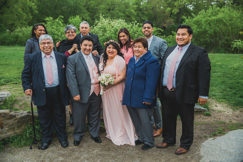 Central Park Wedding - Maria & Denisse-57