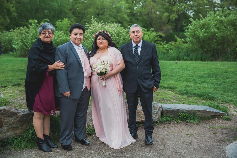 Central Park Wedding - Maria & Denisse-66