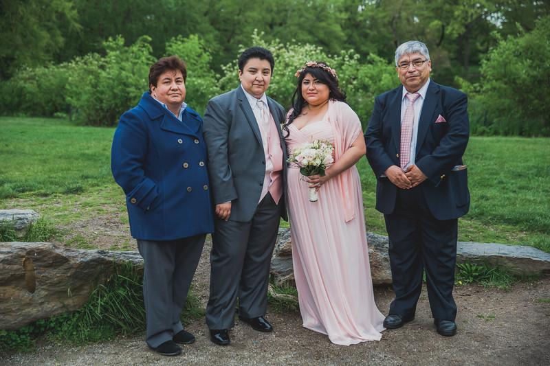 Central Park Wedding - Maria & Denisse-58