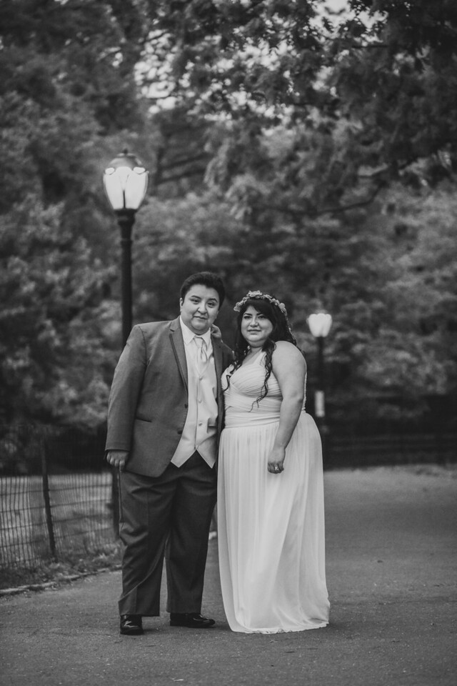 Central Park Wedding - Maria & Denisse-157