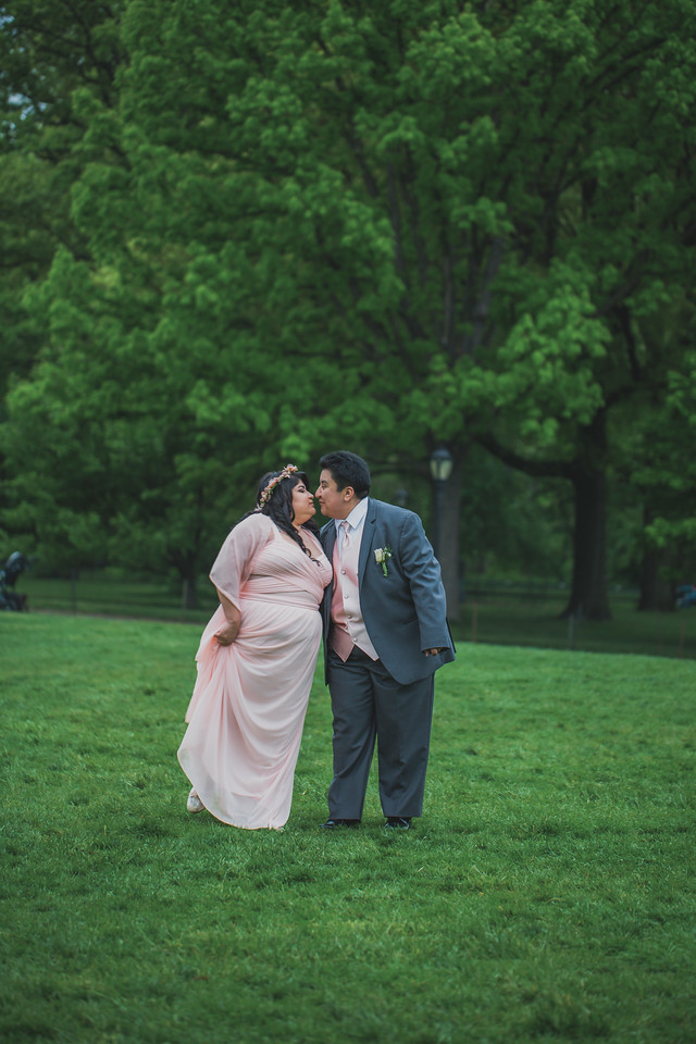 Central Park Wedding - Maria & Denisse-104