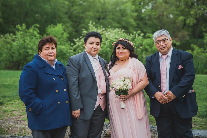 Central Park Wedding - Maria & Denisse-60