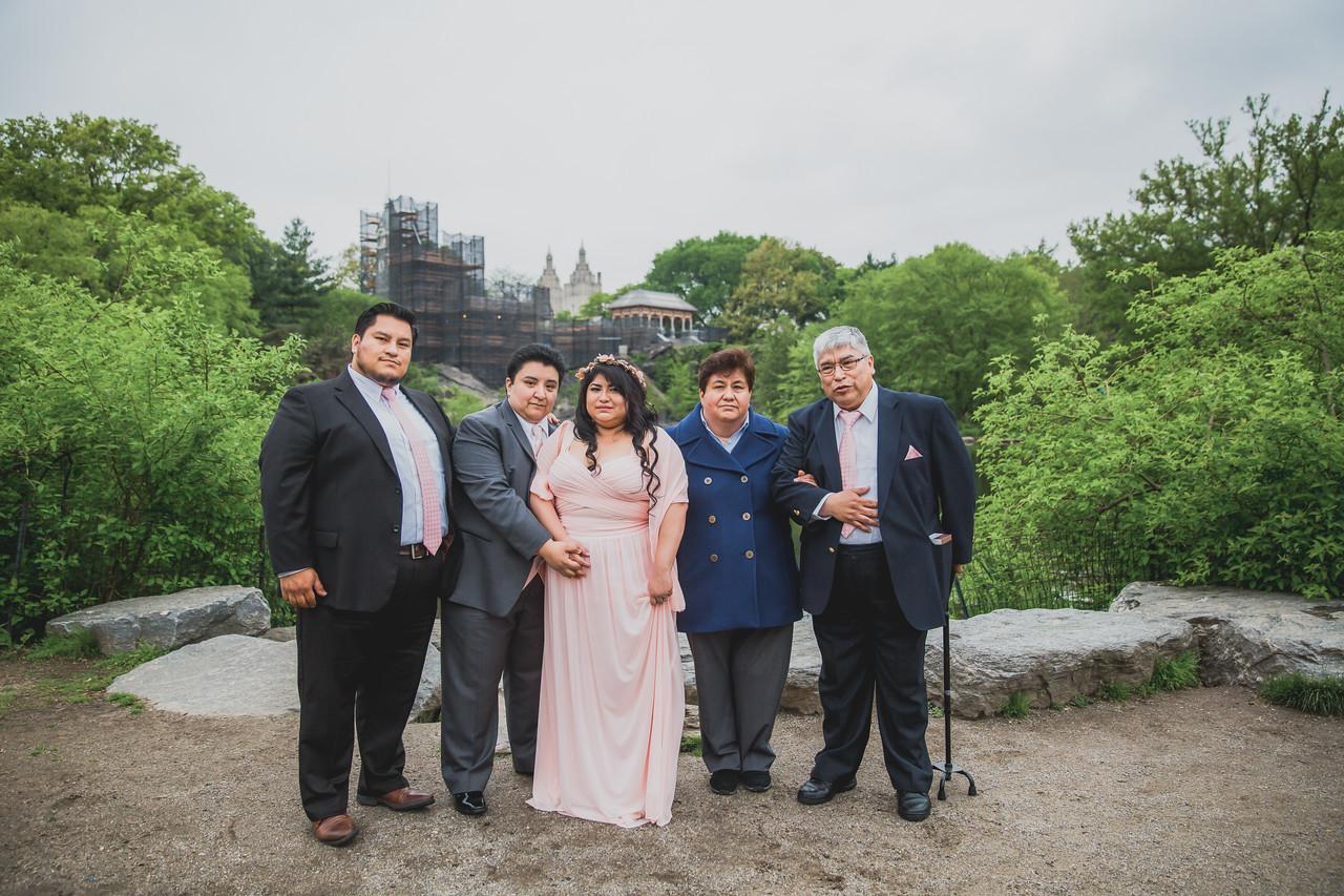 Central Park Wedding - Maria & Denisse-45