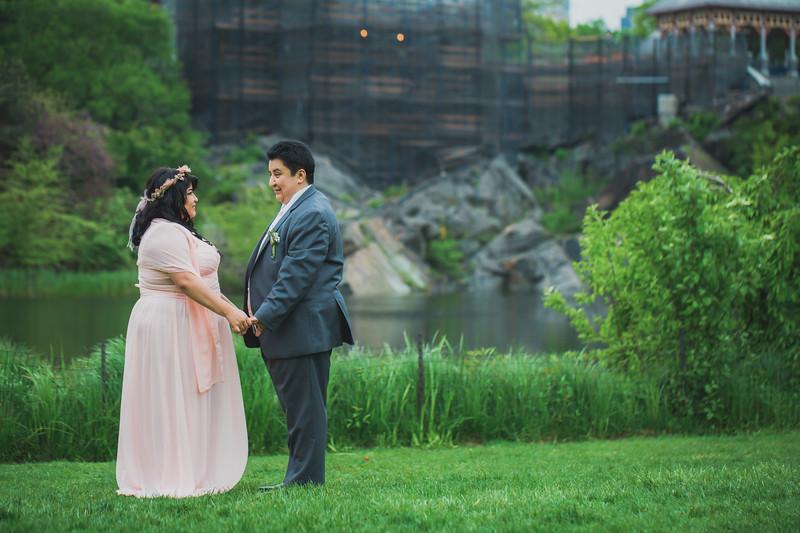 Central Park Wedding - Maria & Denisse-121