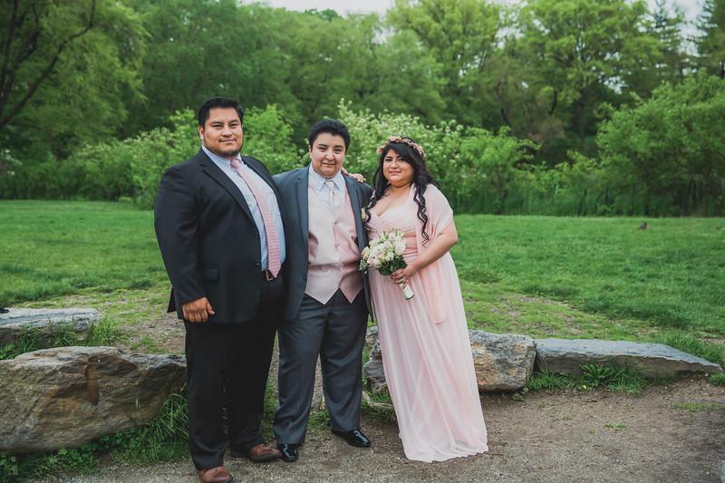 Central Park Wedding - Maria & Denisse-61