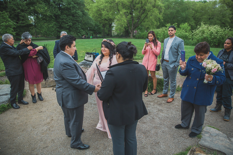 Central Park Wedding - Maria & Denisse-36