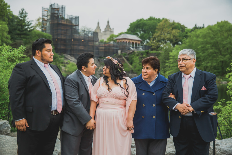 Central Park Wedding - Maria & Denisse-49