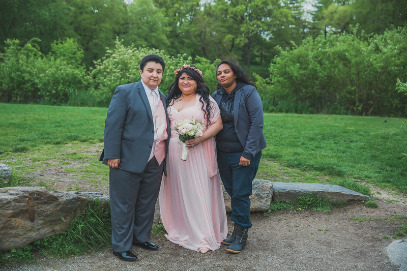 Central Park Wedding - Maria & Denisse-74