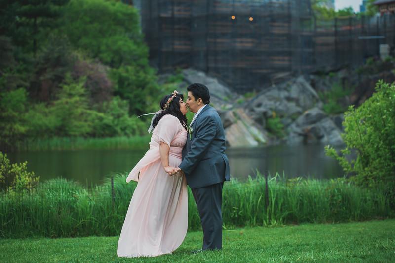 Central Park Wedding - Maria & Denisse-123