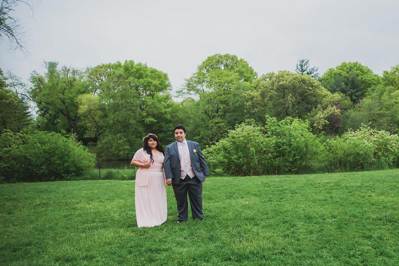 Central Park Wedding - Maria & Denisse-143