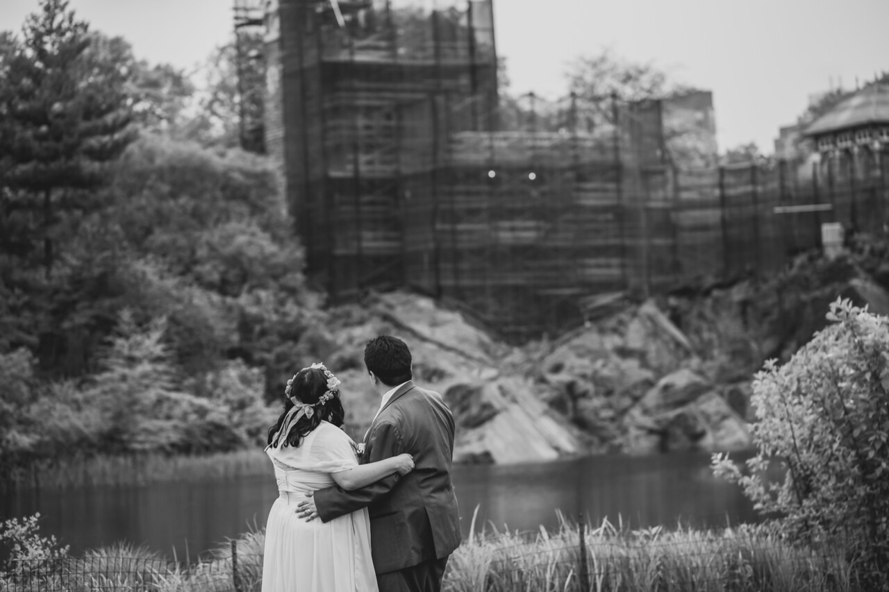Central Park Wedding - Maria & Denisse-126