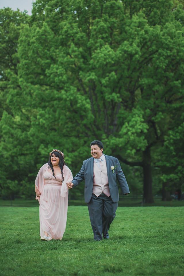 Central Park Wedding - Maria & Denisse-108